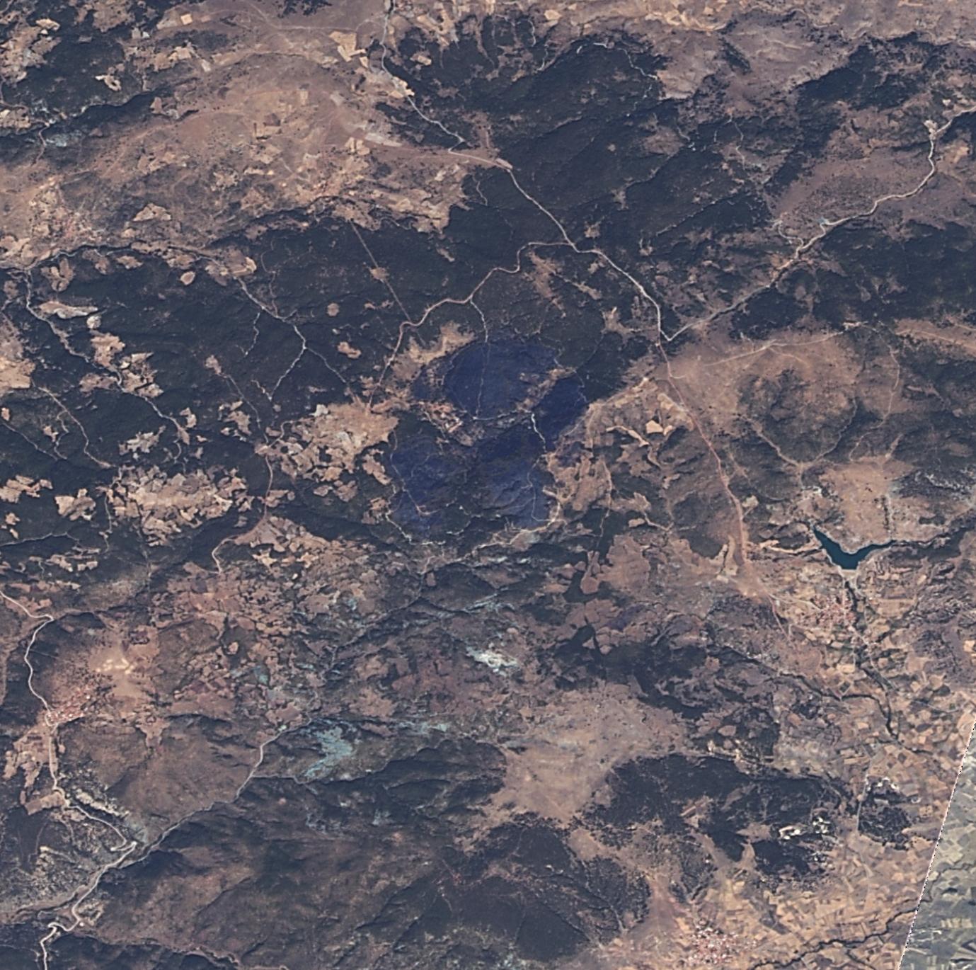 Kütahya-Çayıroluk Orman Yangını 26 Ağustos 2012