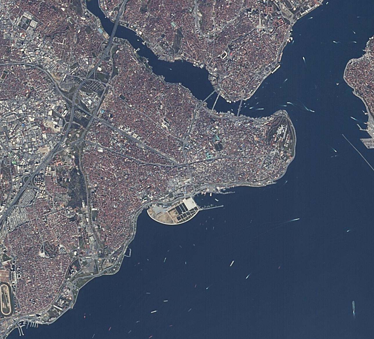 Yenikapı-İstanbul 2012-2014