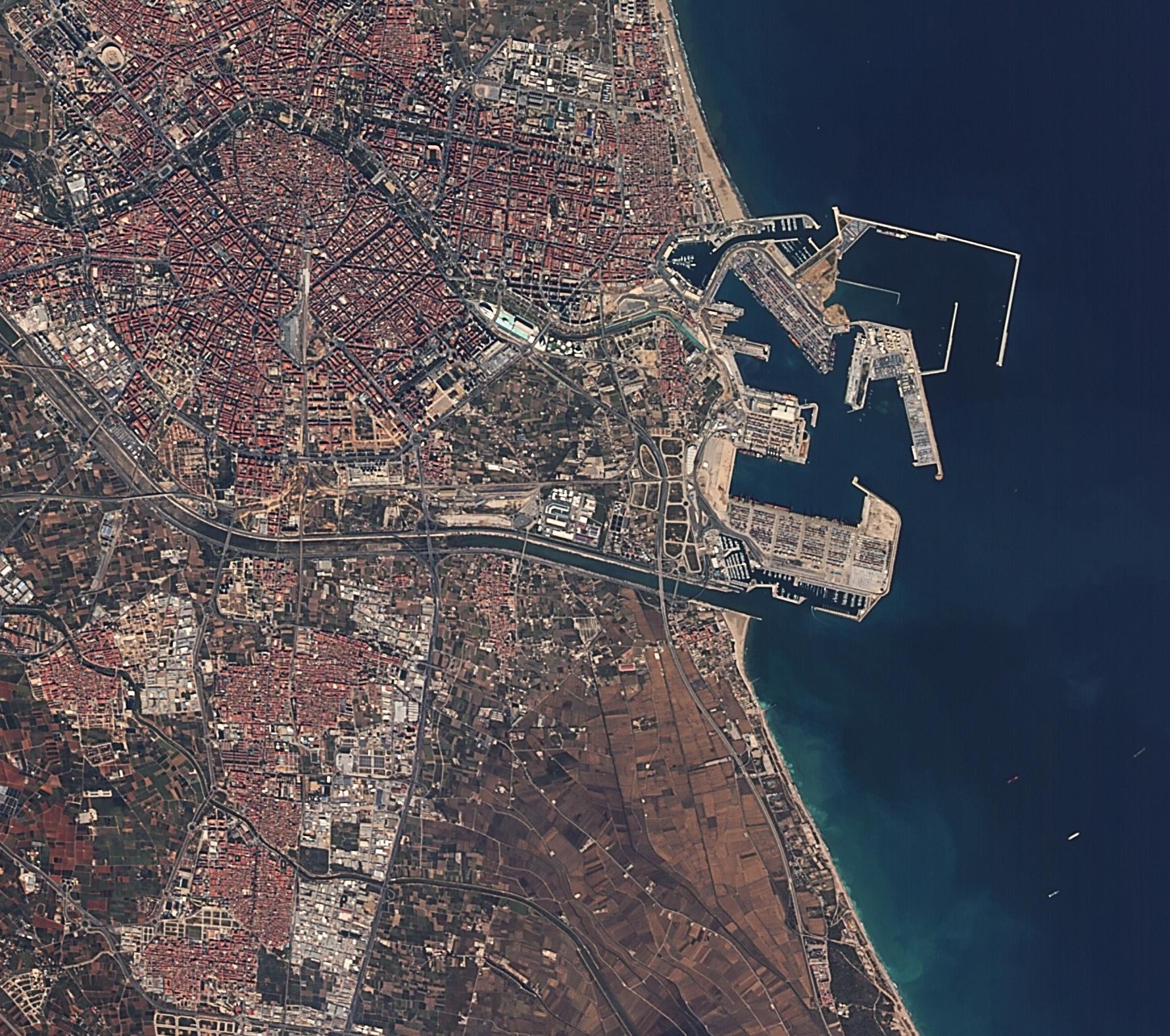 Valensiya-İspanya 15 Ekim 2015