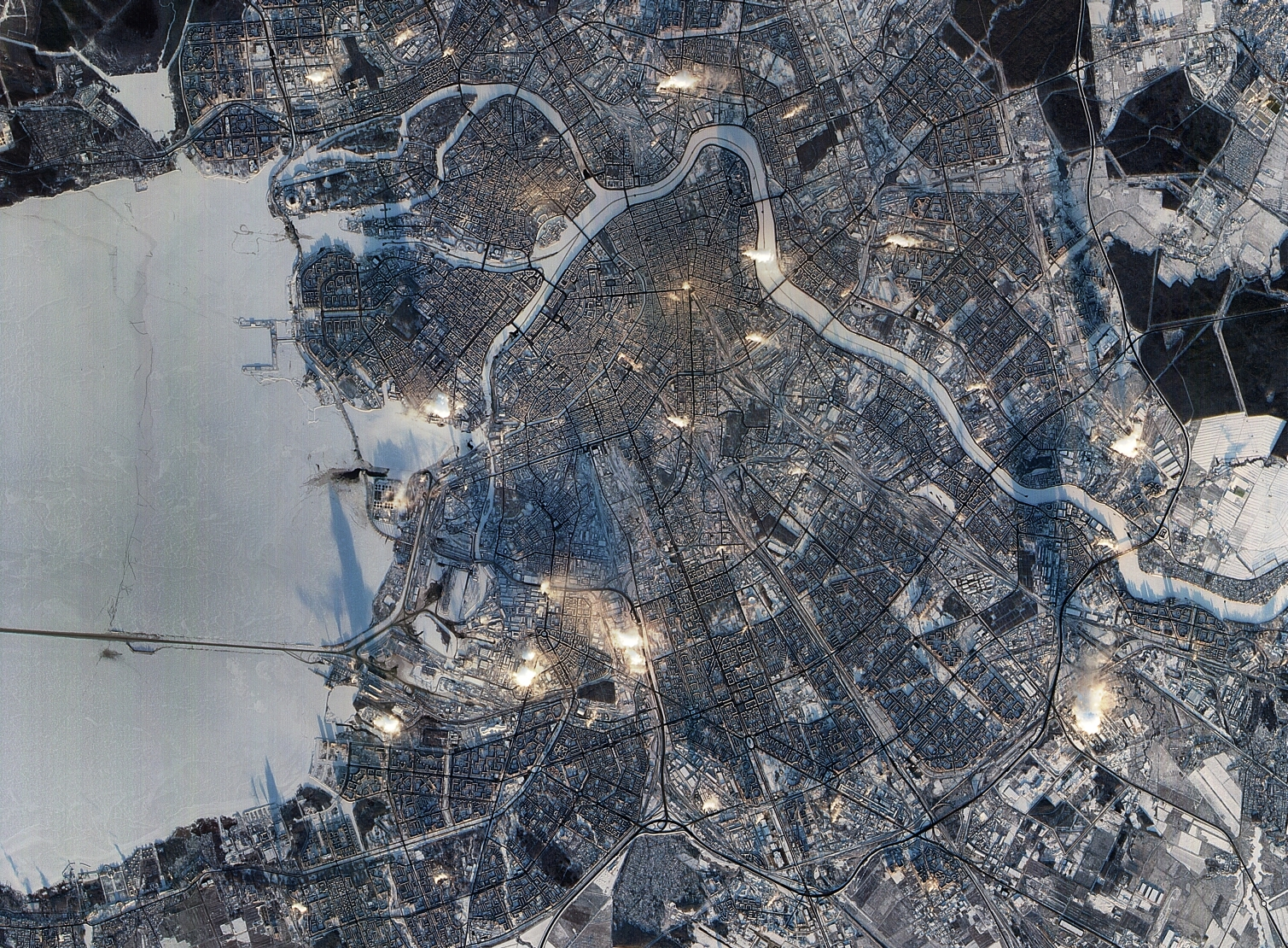 St Petersburg 6 Ocak 2016