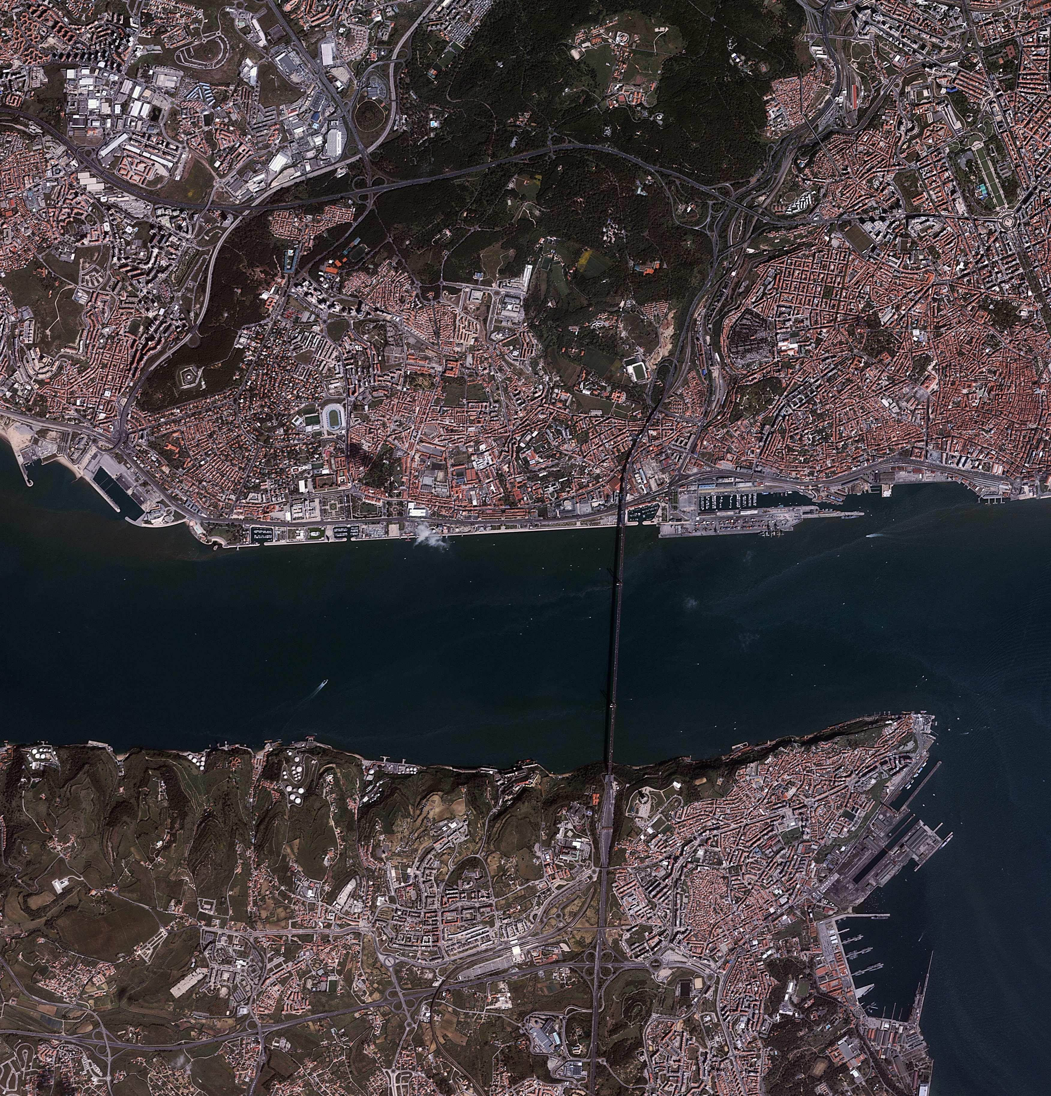 Göktürk-2 Lizbon-Portekiz 11 Nisan 2015