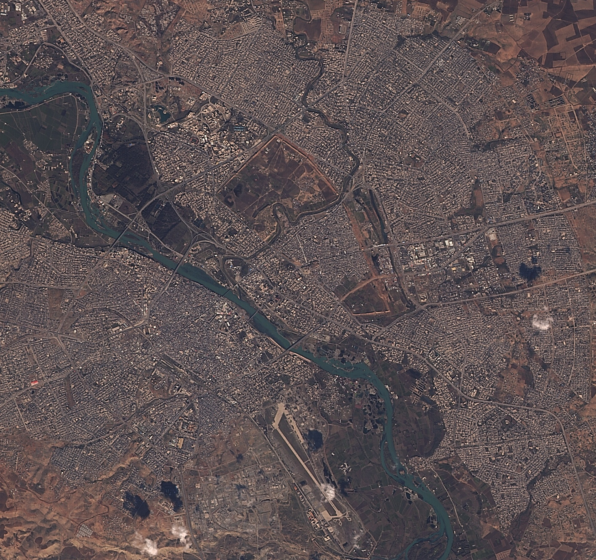 Musul-Irak 4 Aralık 2015