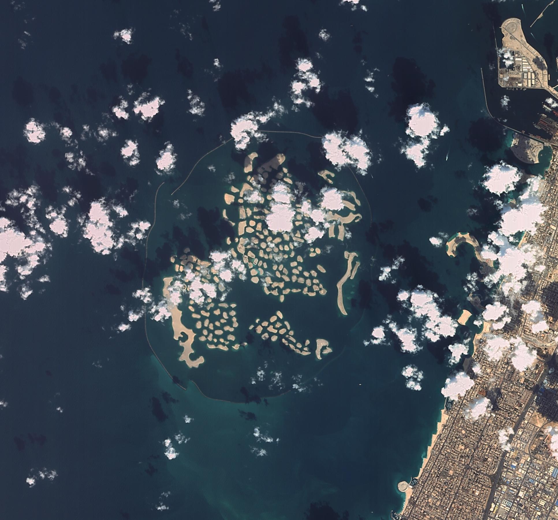 Dünya Adaları-Dubai 7 Ocak 2016