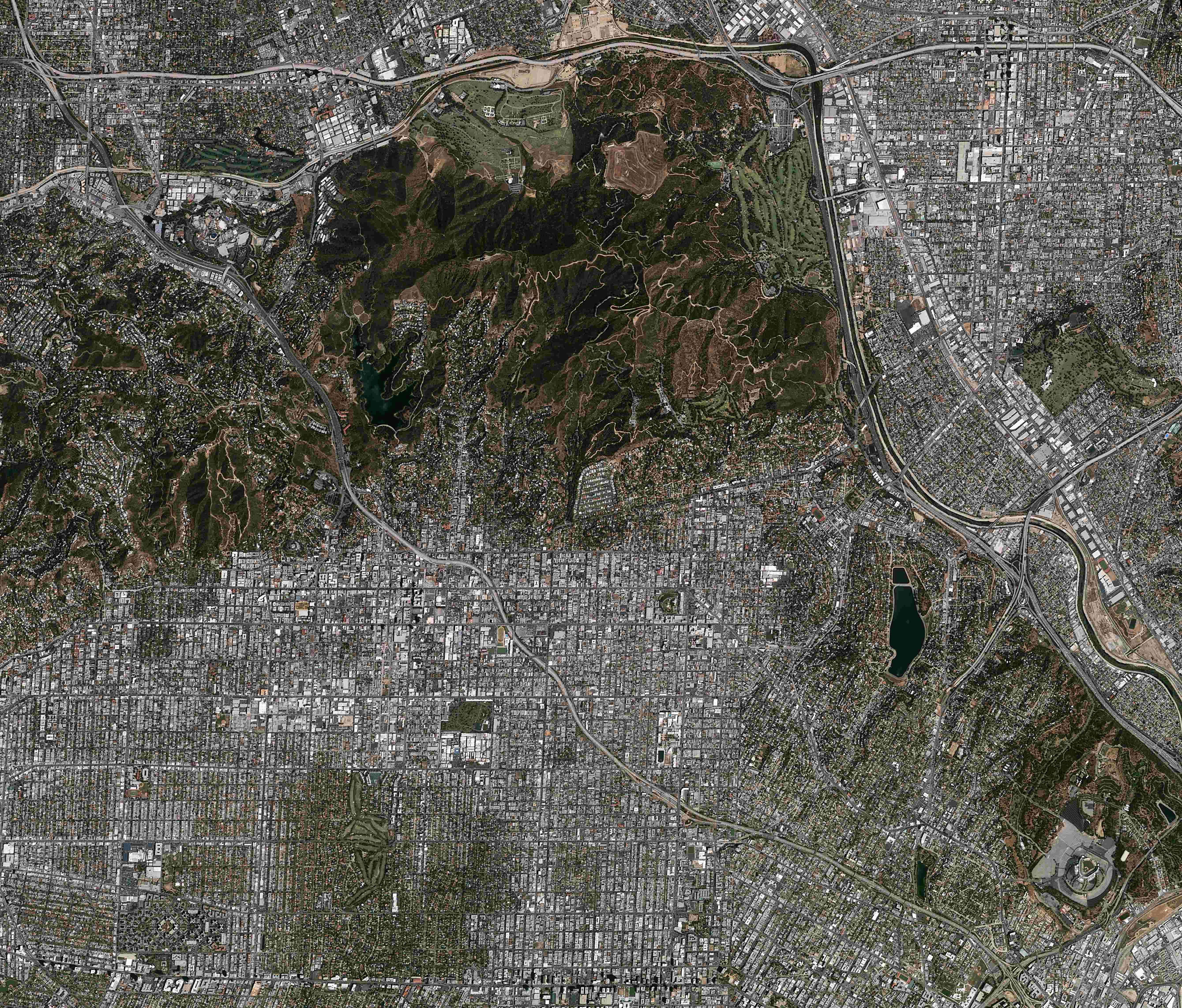 Göktürk-2 Hollywood 21 Nisan 2013