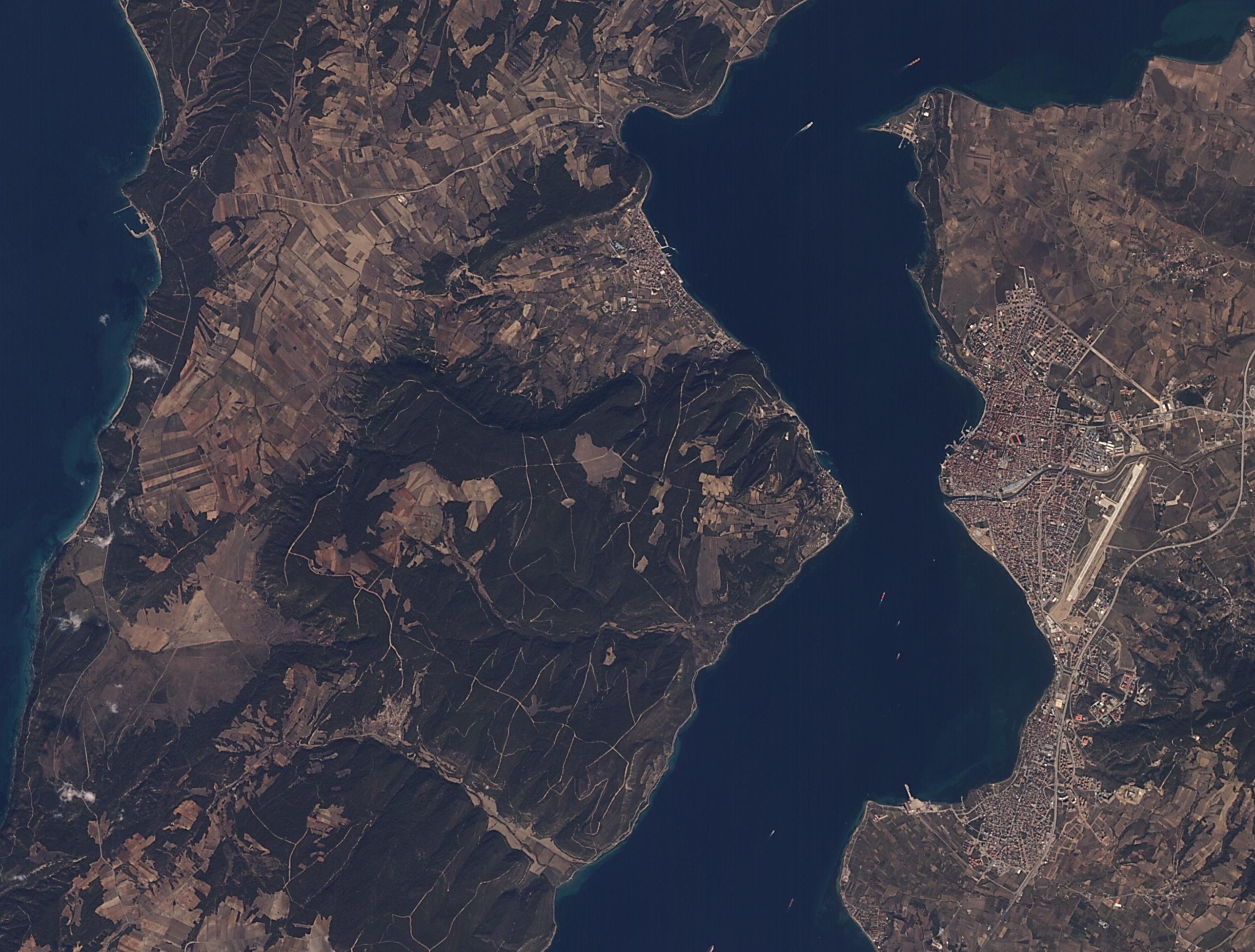 Çanakkale 14 Kasım 2014