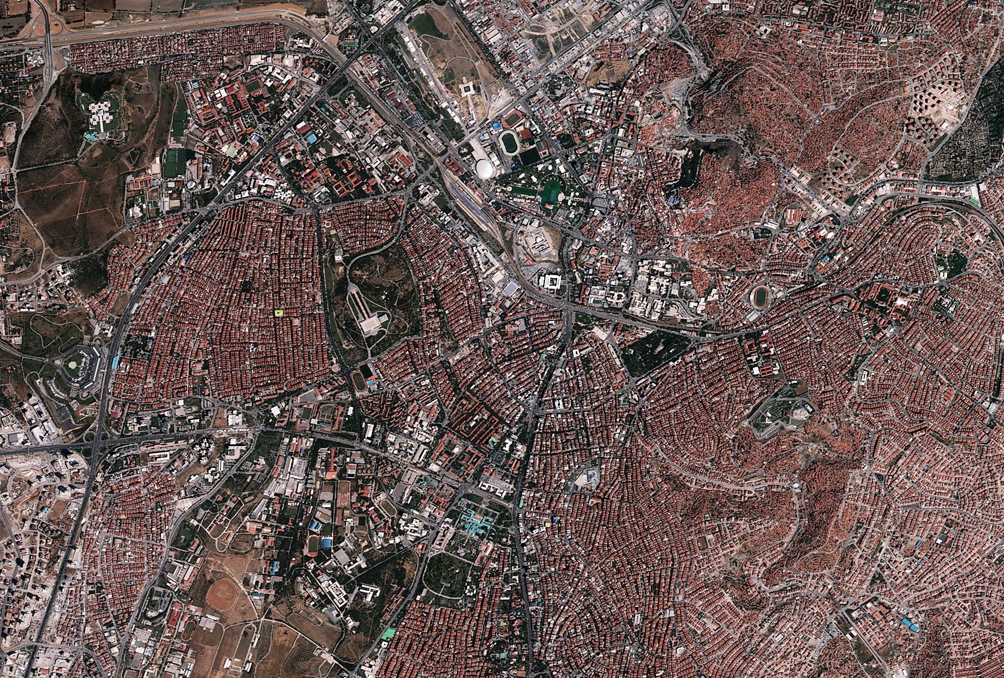 Göktürk-2 Ankara 23 Haziran 2013