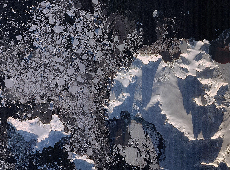 Antarktika 20 Nisan 2016 6 Mayıs 2016