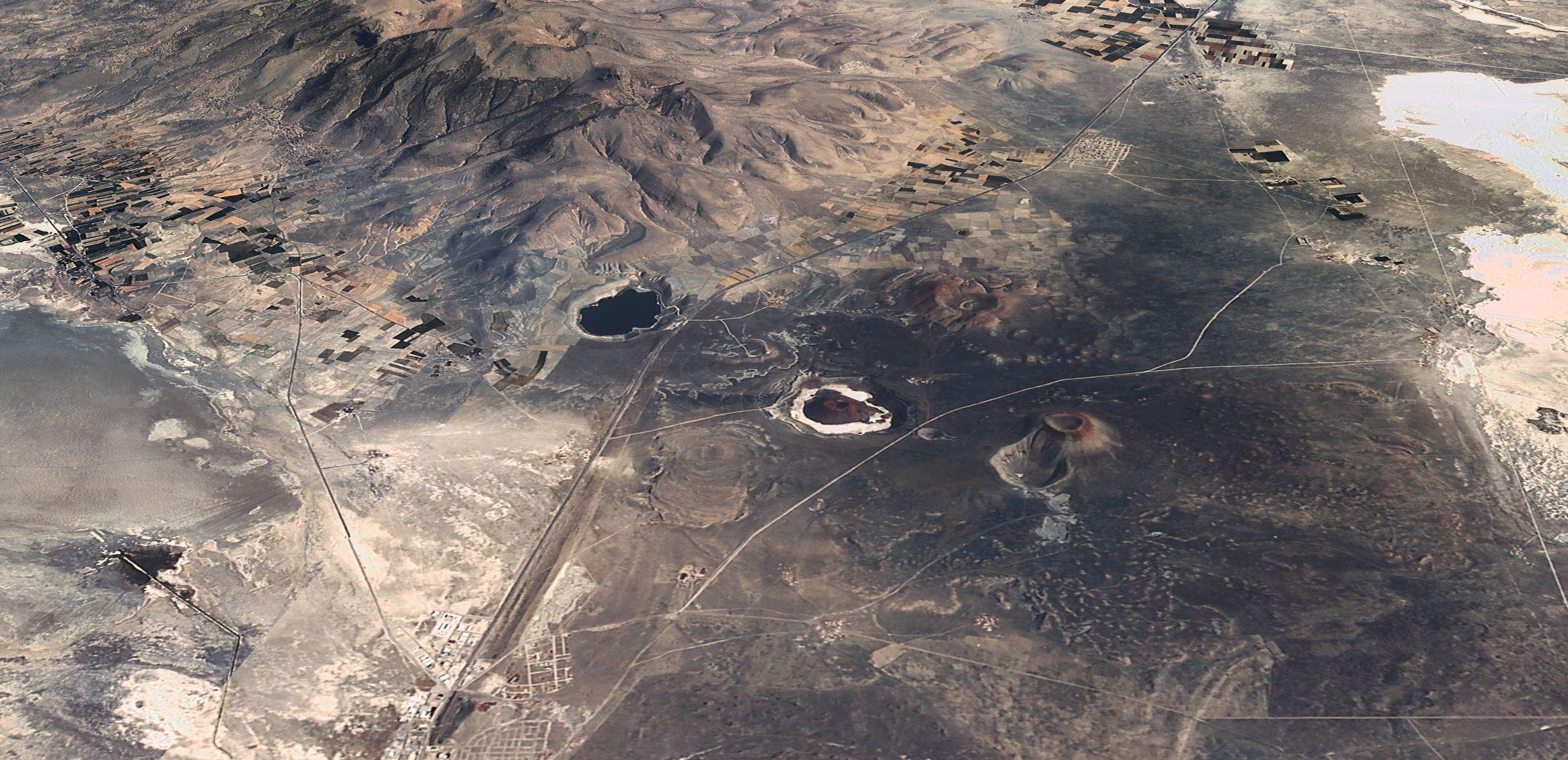 Meke Dağı & Meke Krater Gölü 11 Ekim 2016