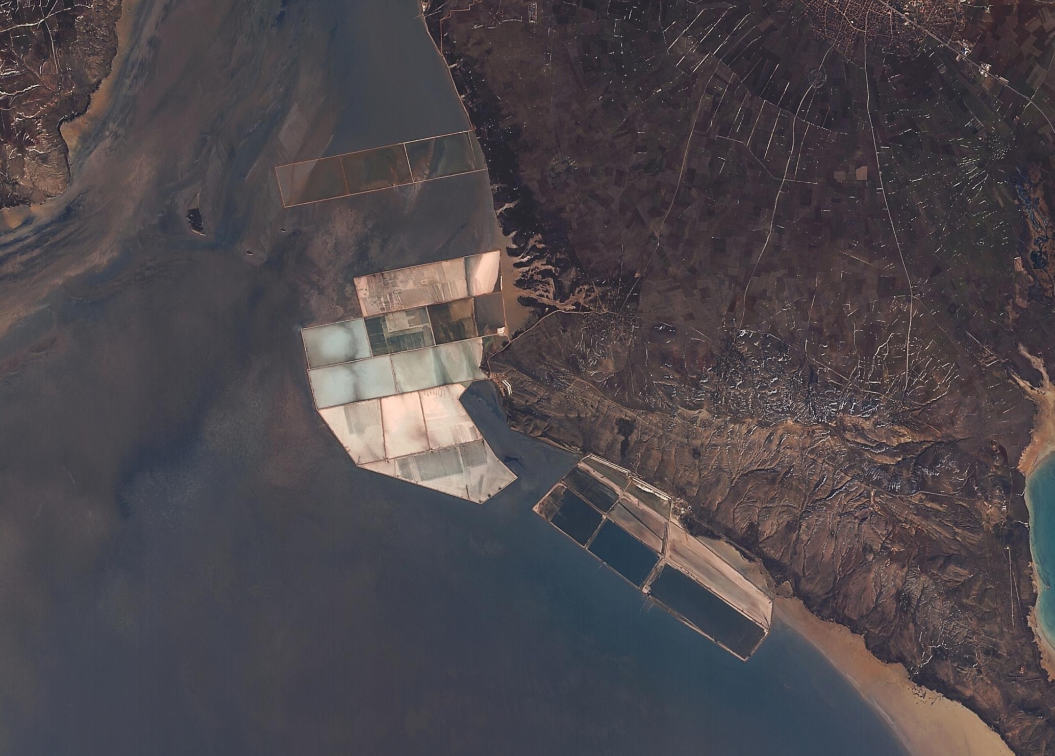 Tuz Gölü 24 Ocak 2015