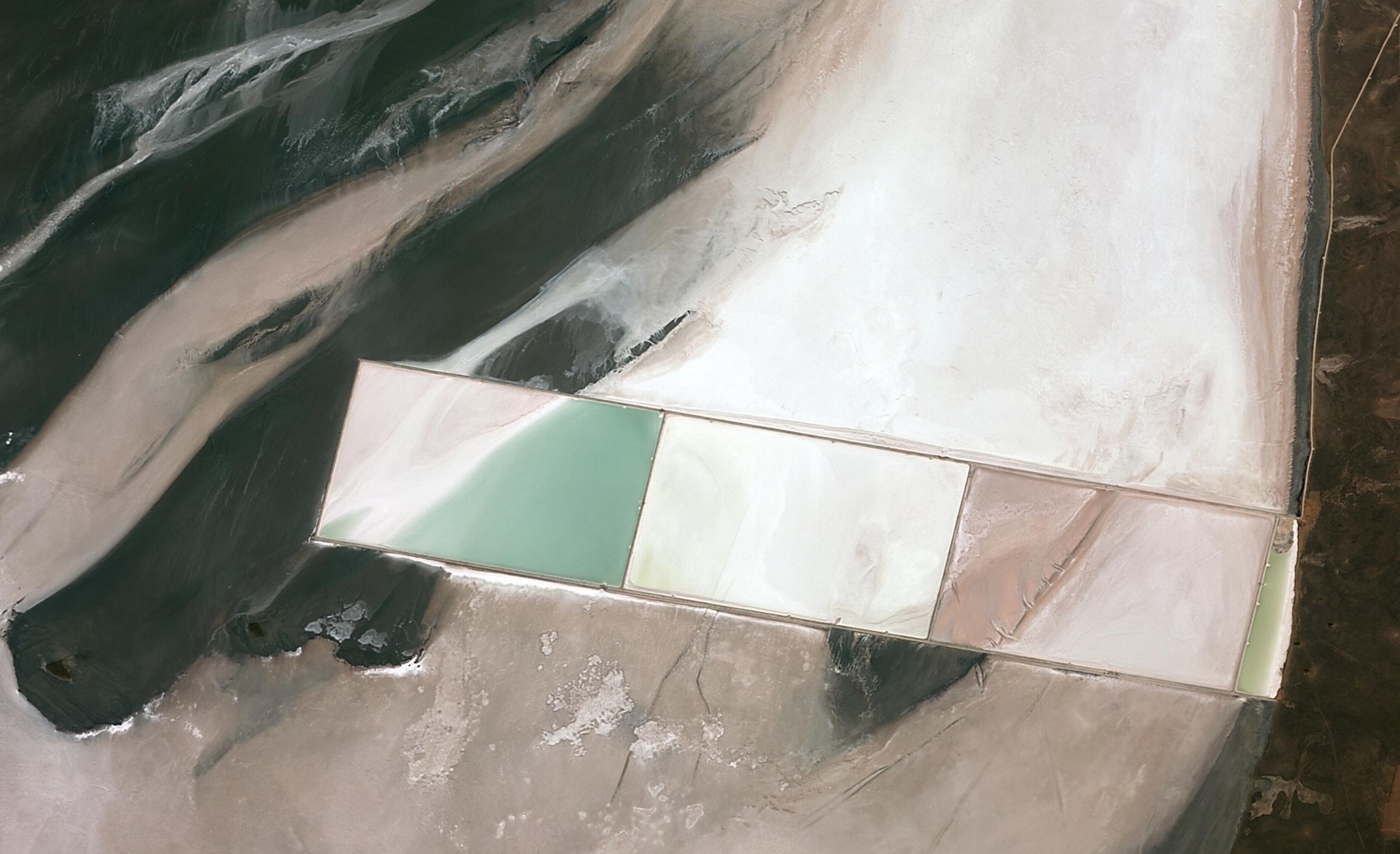 Göktürk-2 Tuz Gölü 11 Ağustos 2016