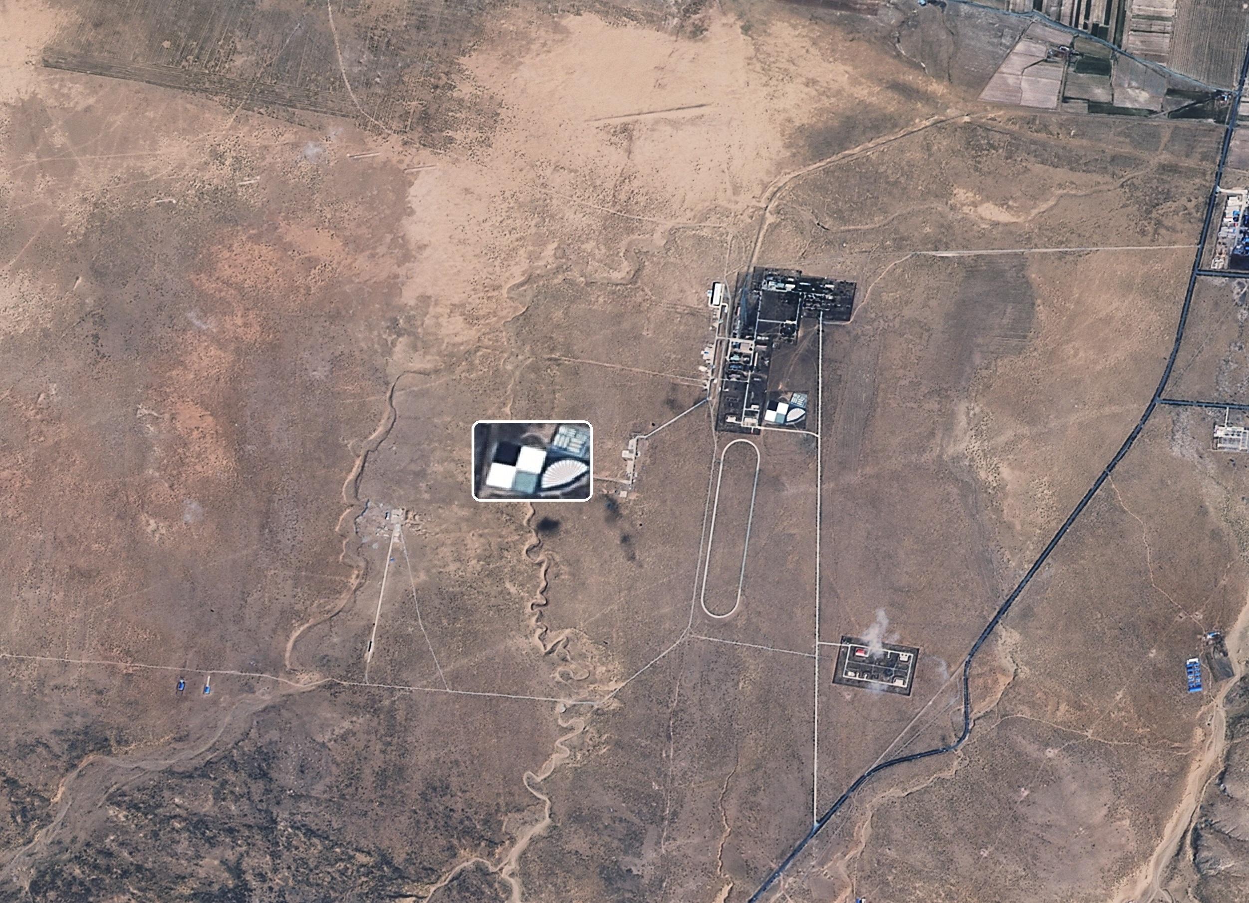 Göktürk-2 Görüntü Analiz Desenleri