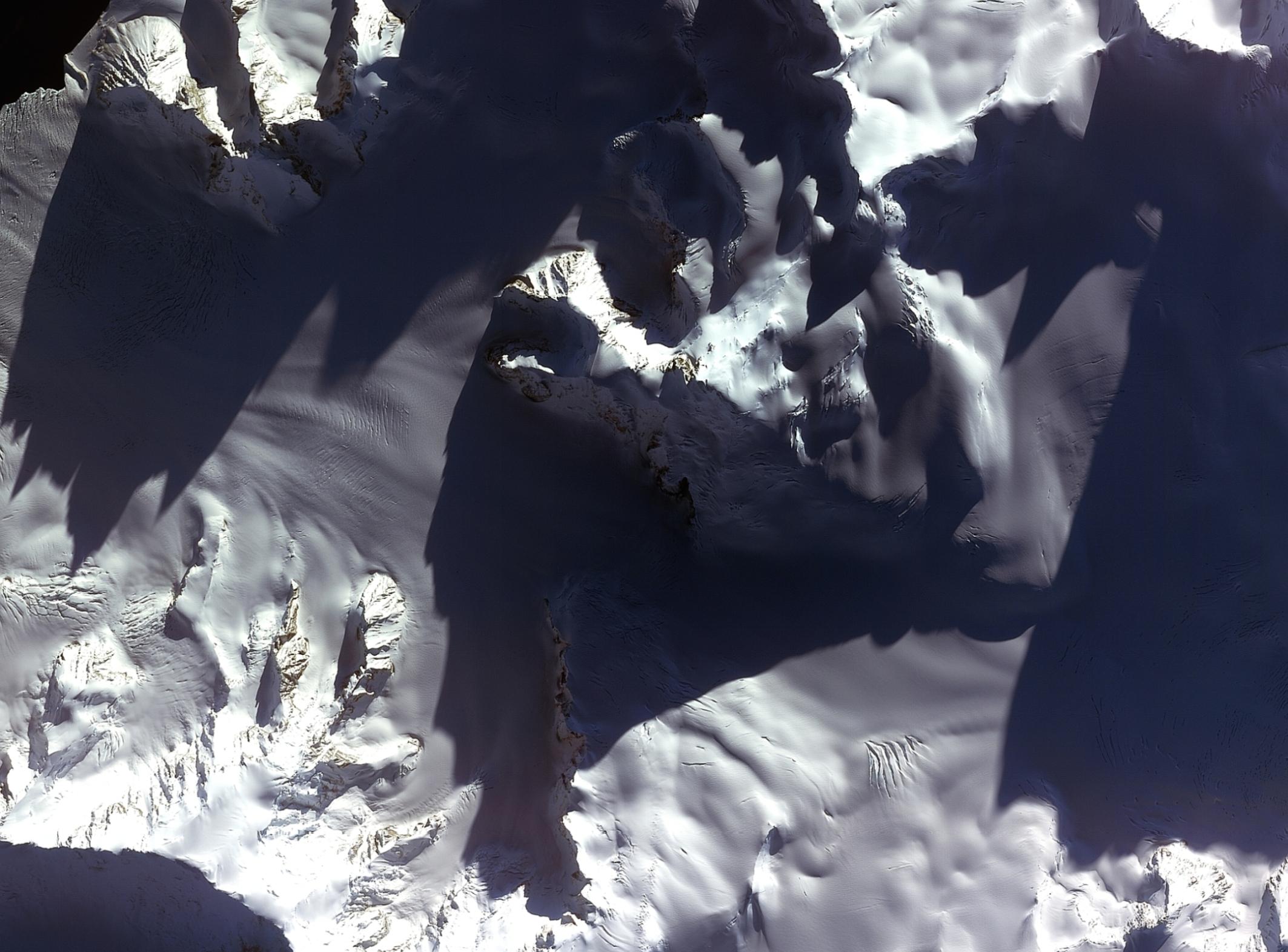 Göktürk-2 Antarktika 26 & 29 Nisan 2017