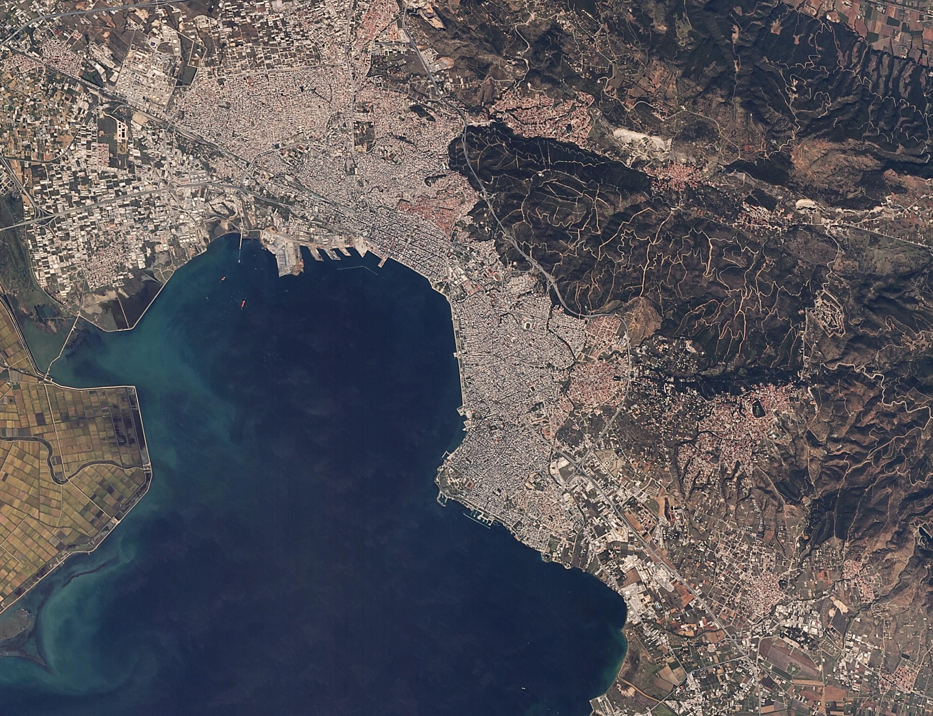Selanik Yunanistan 23 Eylül 2016