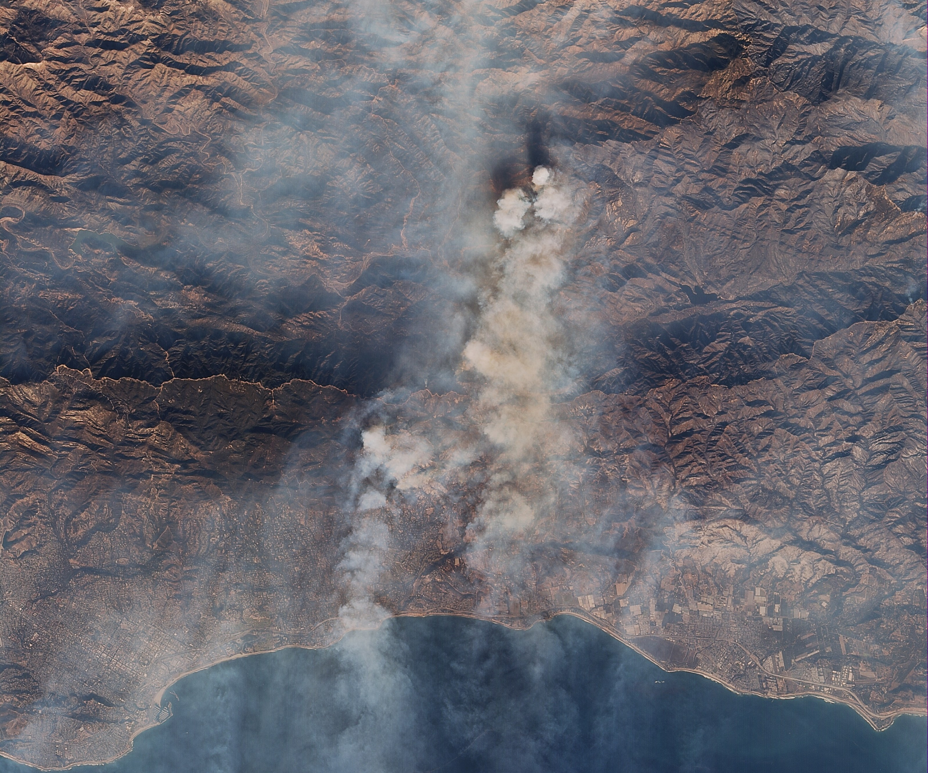 Kaliforniya Yangını 13 Aralık 2017