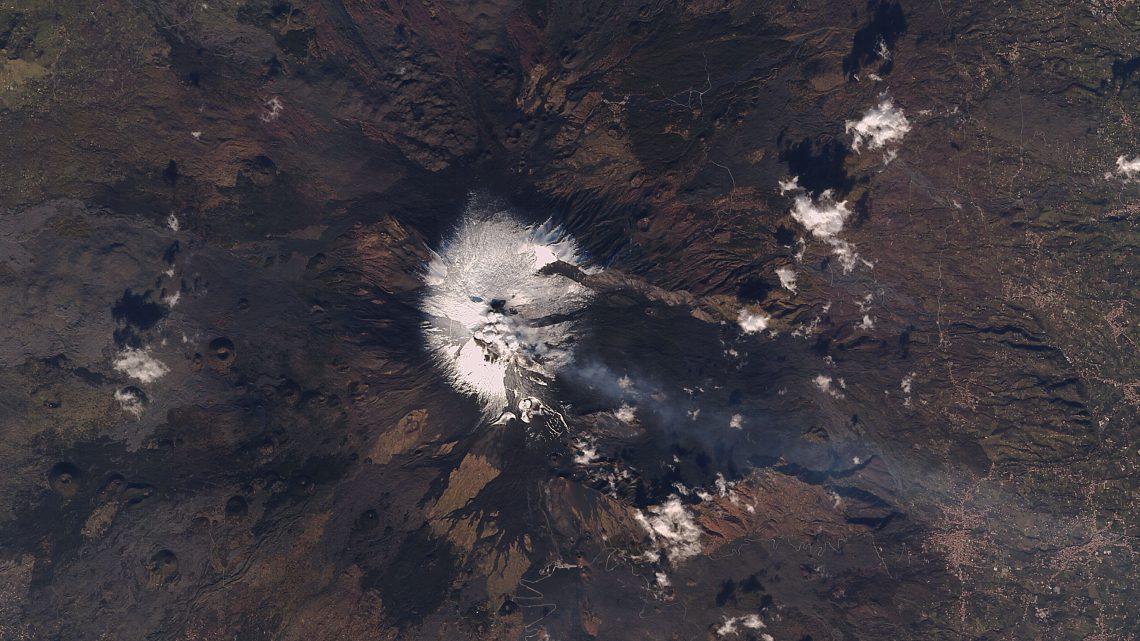 RASAT – Etna Yanardağı – 11 Kasım 2018